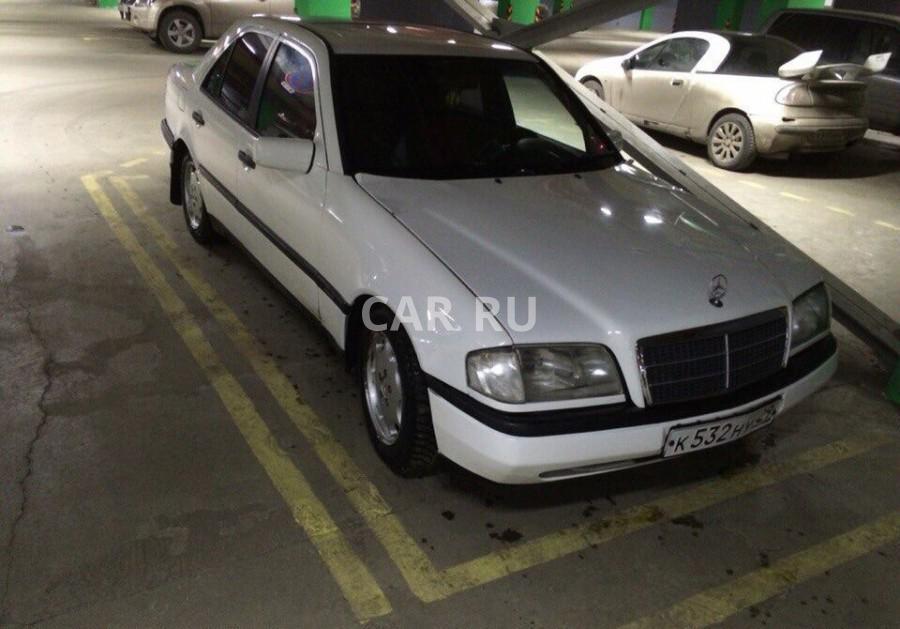 Mercedes C-Class, Архангельск