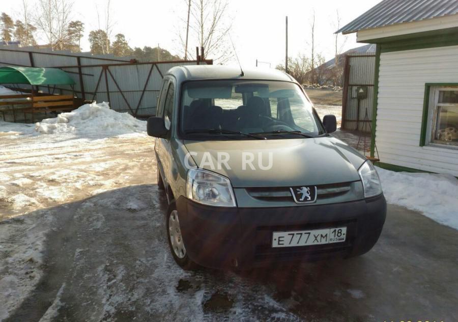 Peugeot Partner, Алнаши