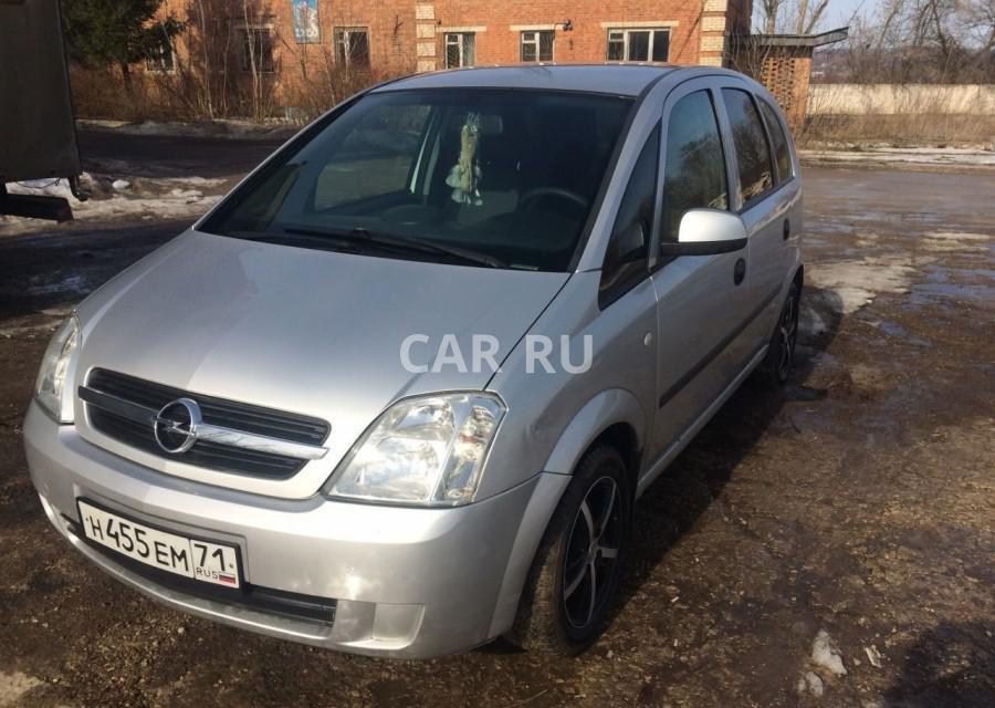 Opel Meriva, Алексин