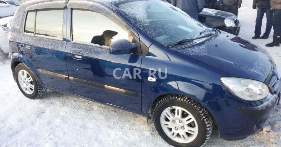 Hyundai Getz, Аксубаево
