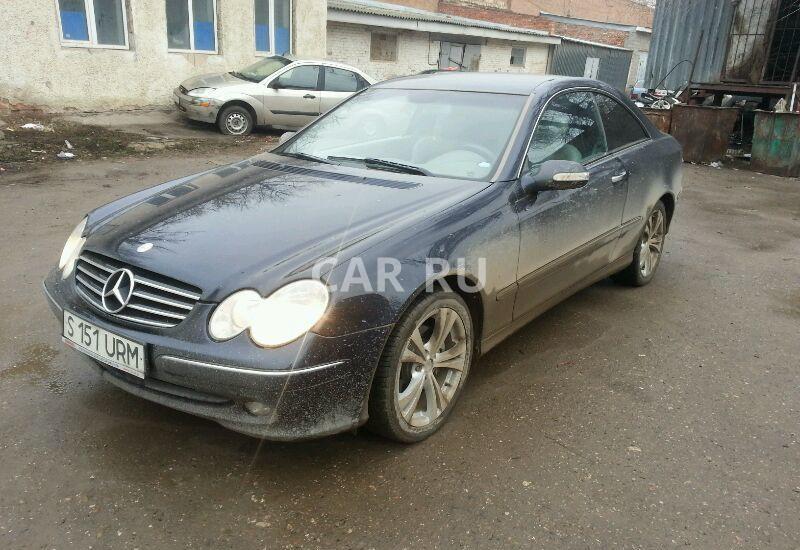 Mercedes CLK-Class, Астрахань