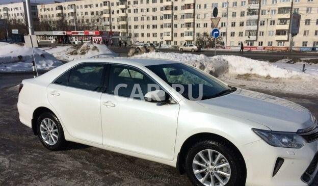Toyota Camry, Балашов
