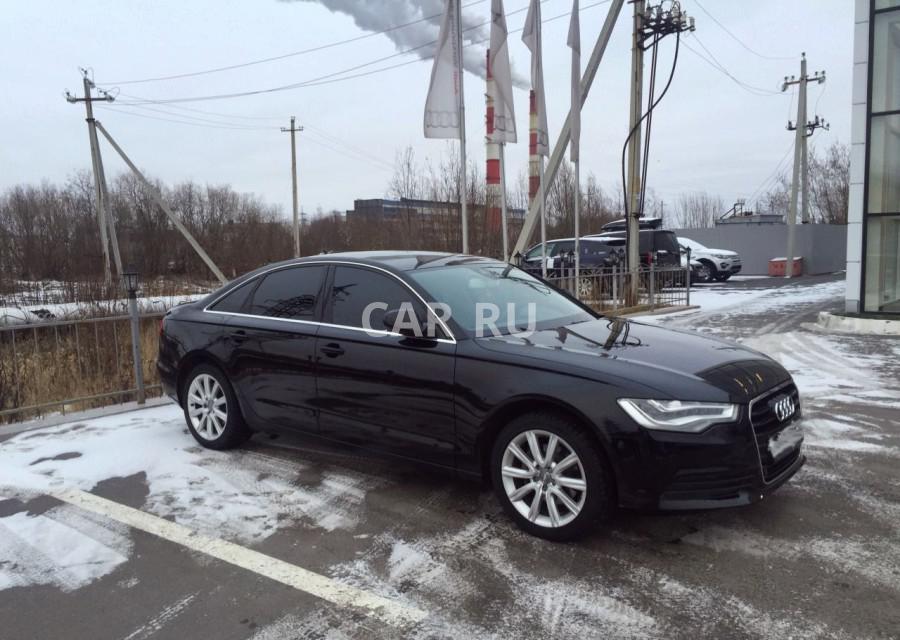 Audi A6, Архангельск