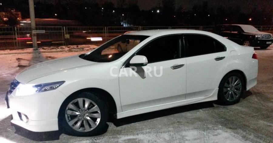 Honda Accord, Алексин