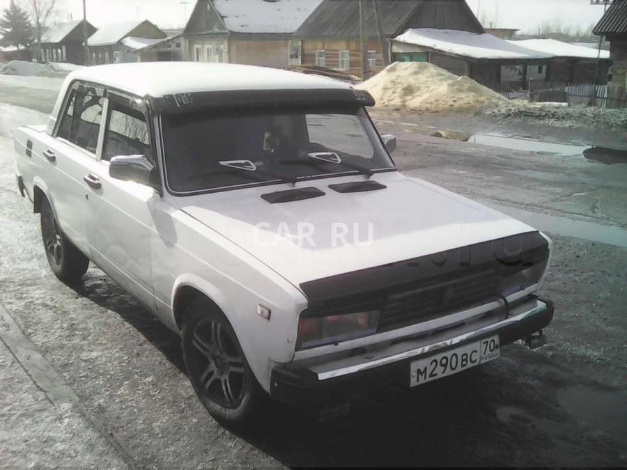 Lada 2105, Асино