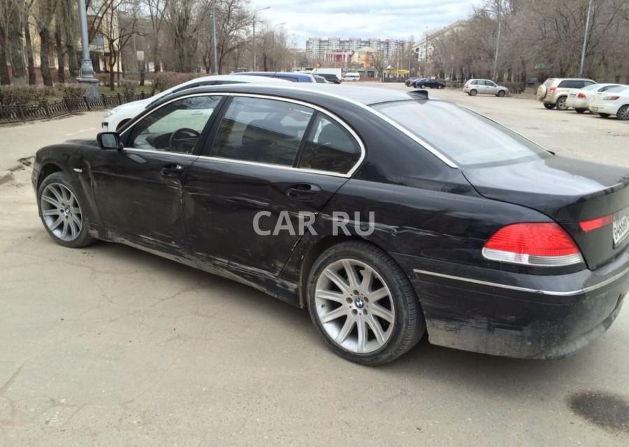 BMW 7-series, Ачхой-Мартан