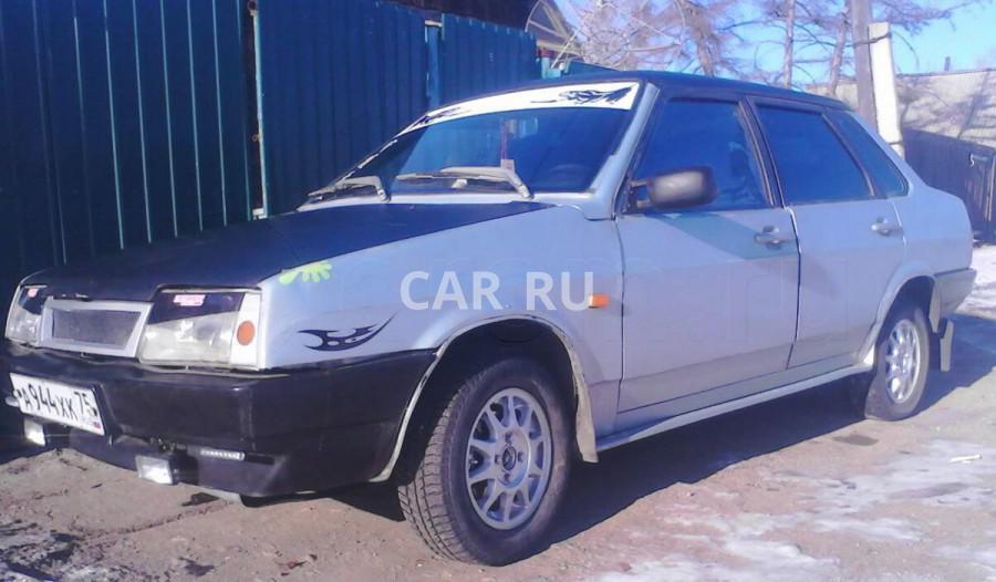 Lada 21099, Балей