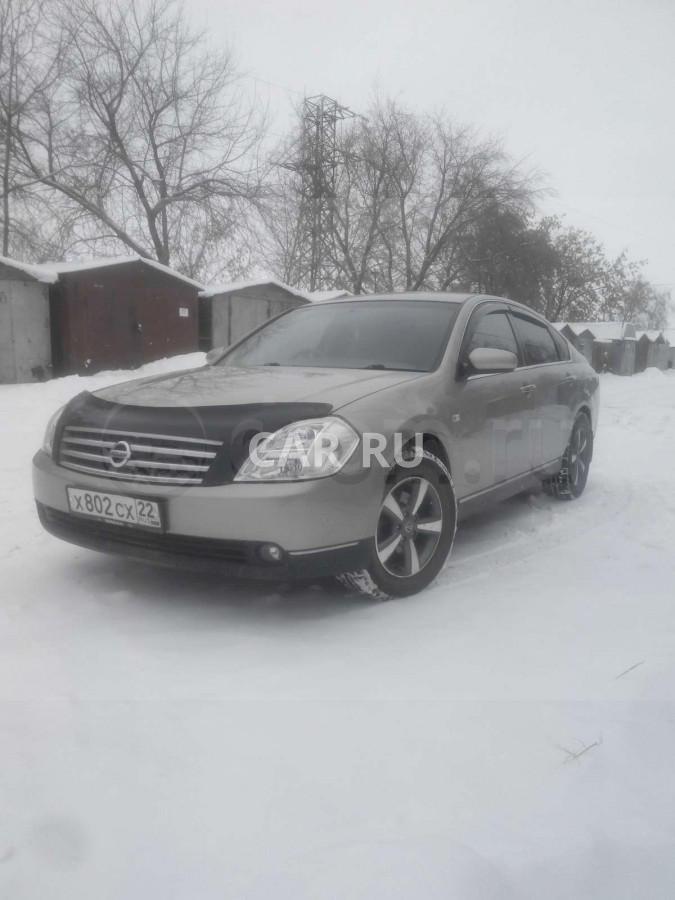 Nissan Teana, Барнаул