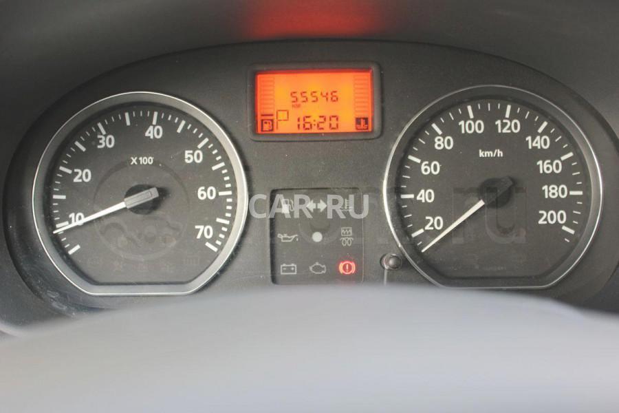 Nissan Almera, Барнаул