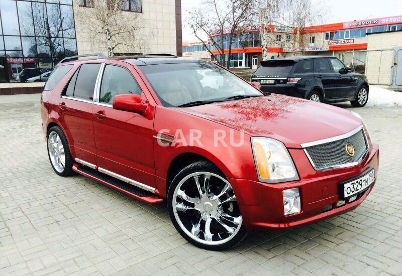 Cadillac SRX, Белгород