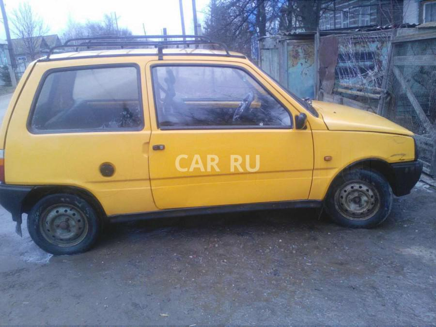 Lada 1111 Ока, Астрахань