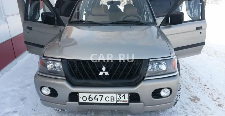 Mitsubishi Montero Sport, Белгород