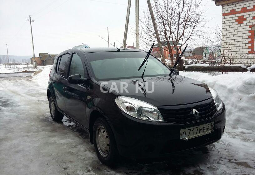 Renault Sandero, Балашиха