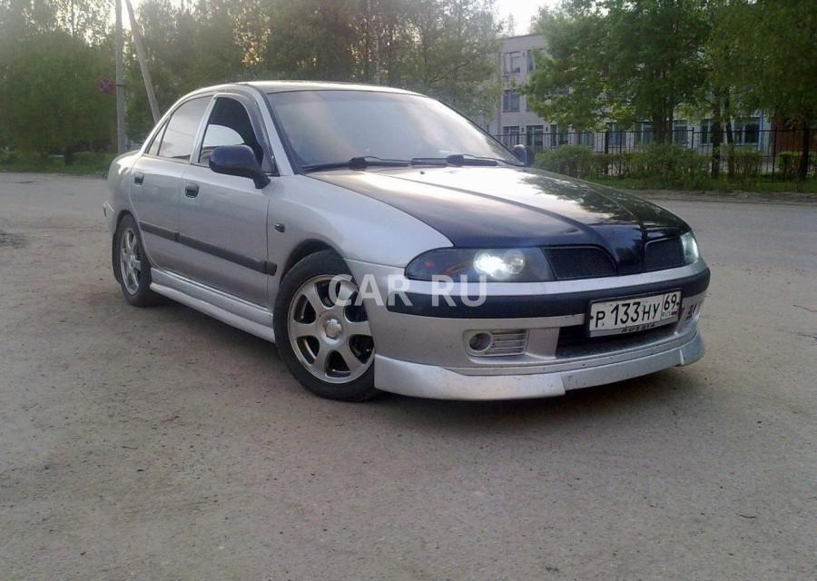 Mitsubishi Carisma, Бежецк
