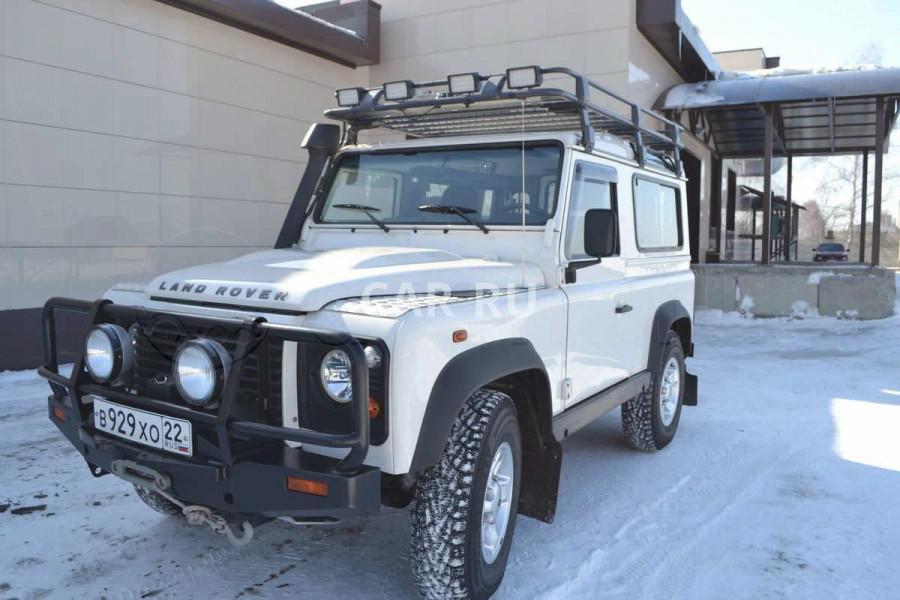 Land Rover Defender, Барнаул