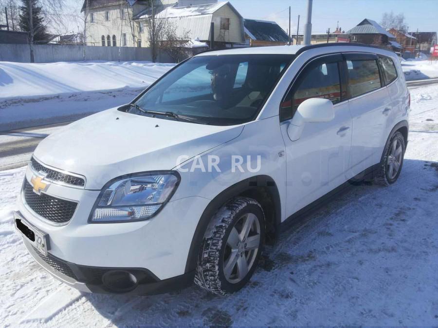 Chevrolet Orlando, Барнаул