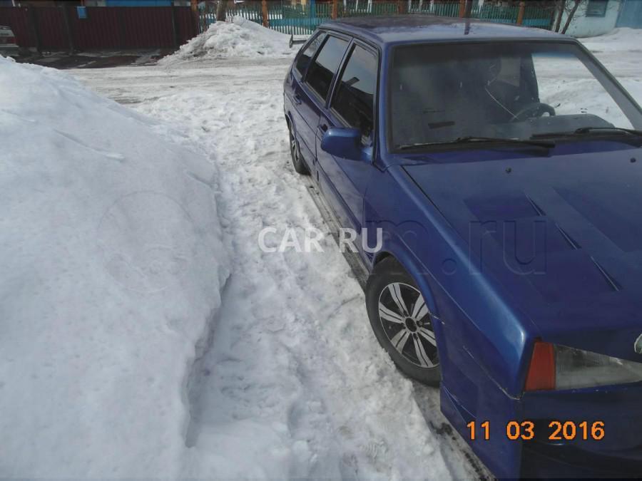 Lada 2109, Белово