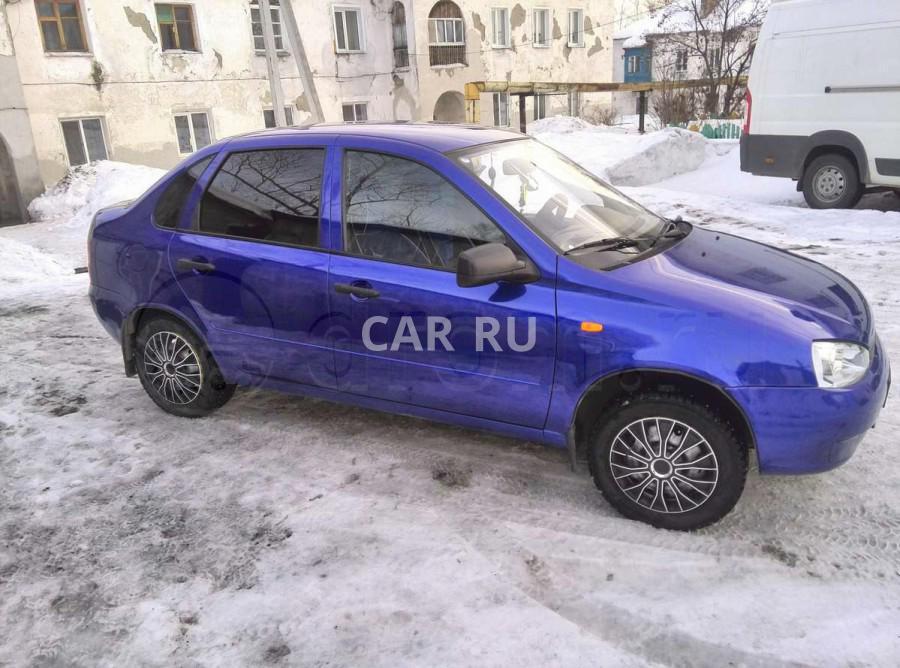 Lada Kalina, Анжеро-Судженск