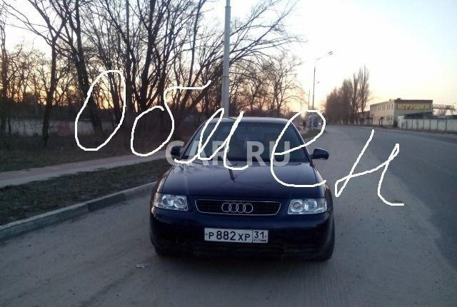 Audi A3, Белгород