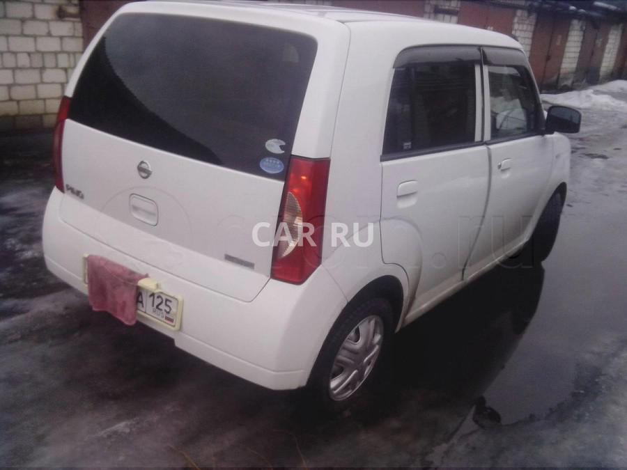 Nissan Pino, Арсеньев