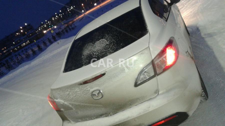 Mazda 3, Азнакаево