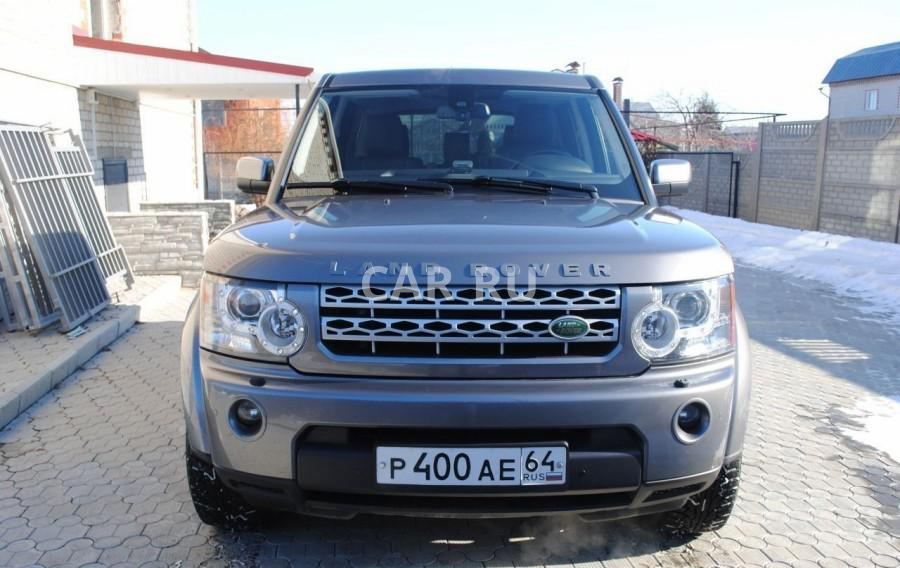 Land Rover Discovery, Балашов