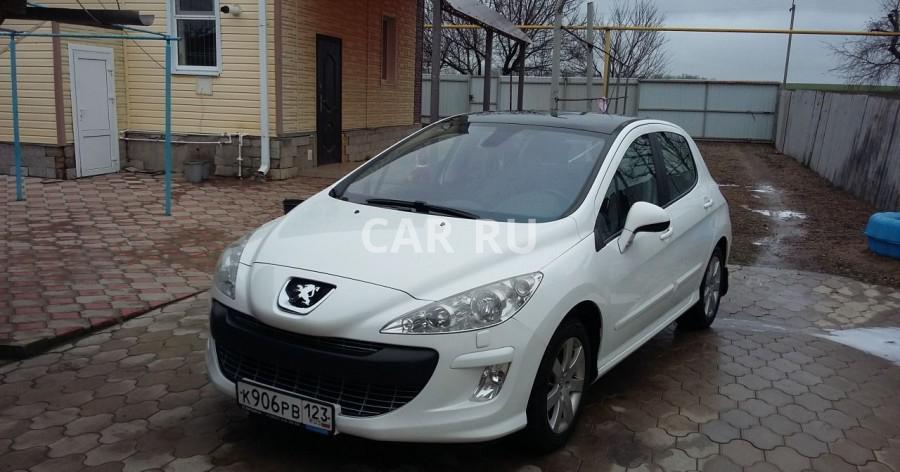 Peugeot 308, Белая Глина