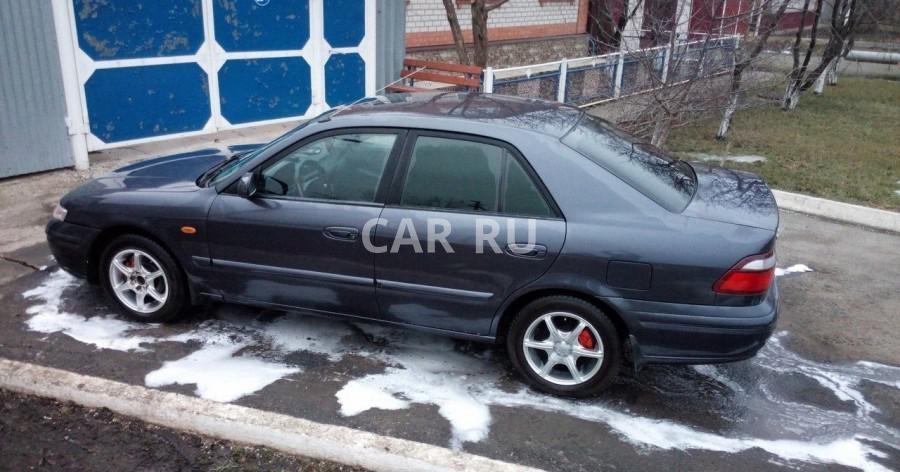 Mazda 626, Алексеевка