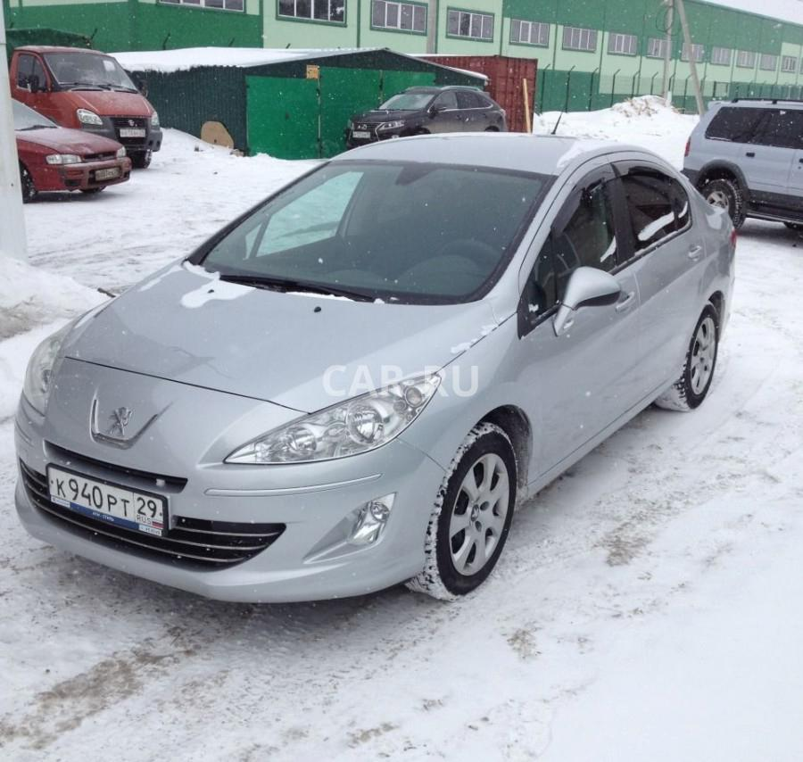 Peugeot 408, Архангельск