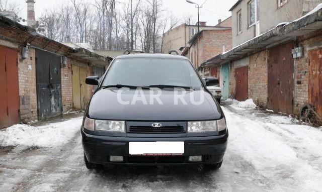 Lada 2111, Астрахань