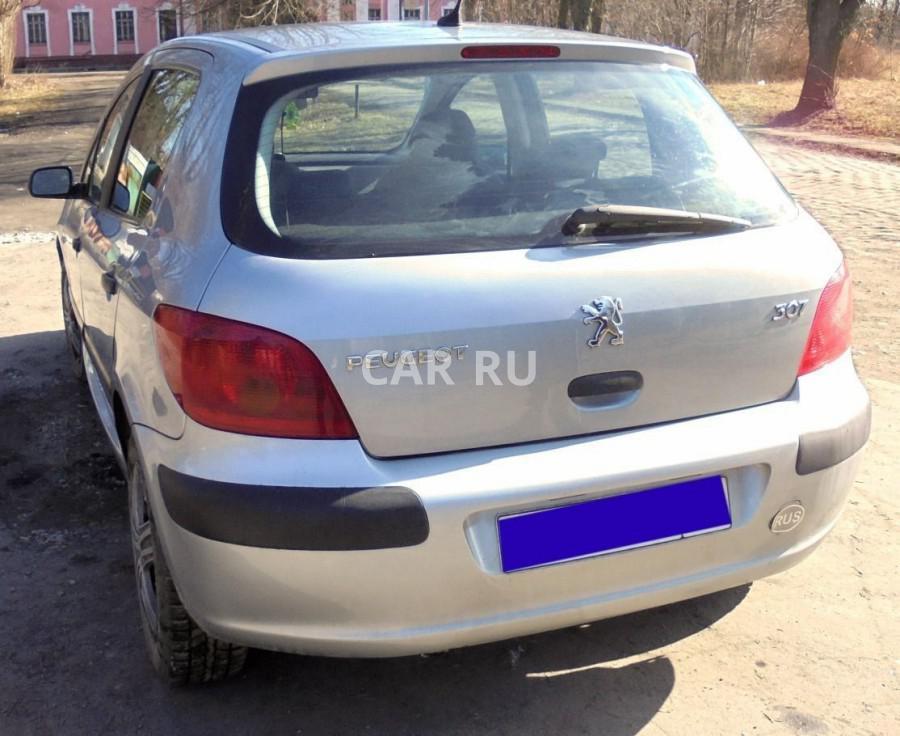 Peugeot 307, Багратионовск
