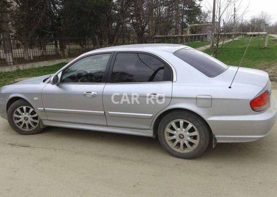 Hyundai Sonata, Абинск