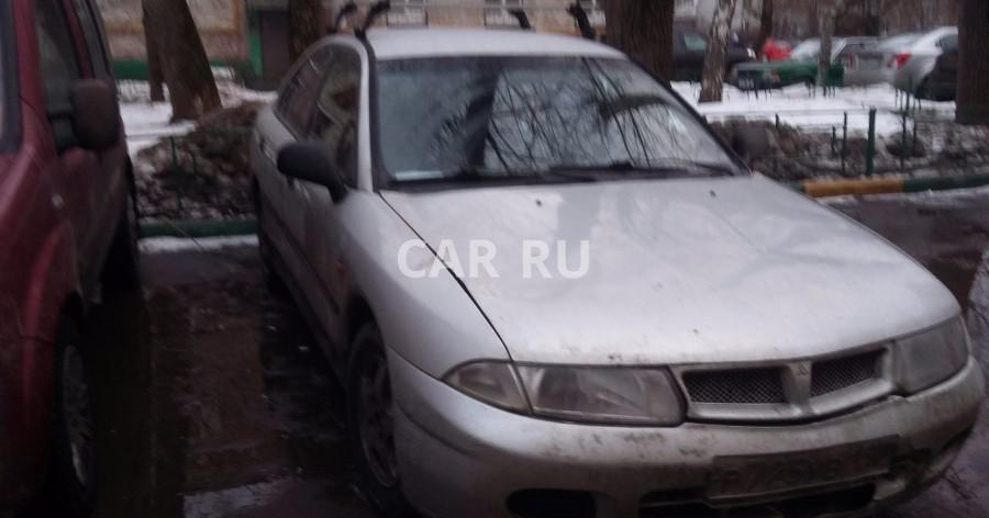 Mitsubishi Carisma, Балаково