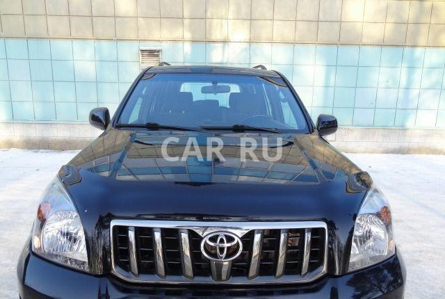Toyota Land Cruiser Prado, Белгород