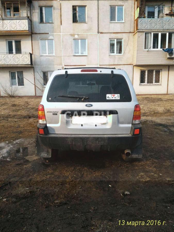 Ford Escape, Артём