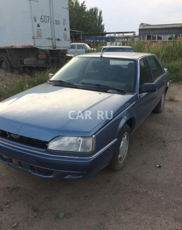 Renault 25, Астрахань