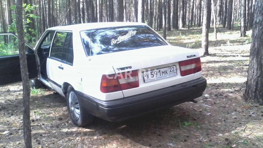 Volvo 940, Барнаул