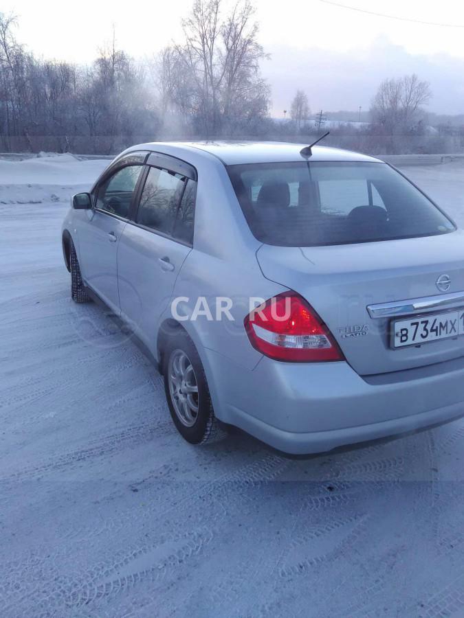 Nissan Tiida, Ачинск