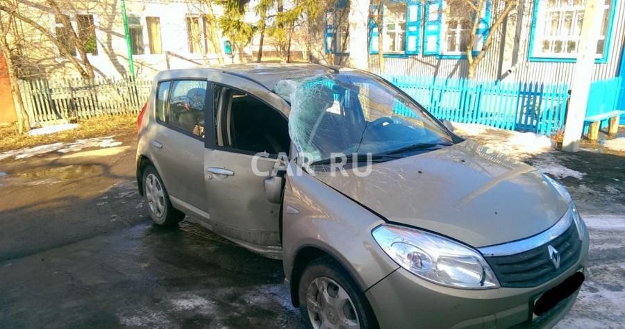 Renault Sandero, Алексеевка