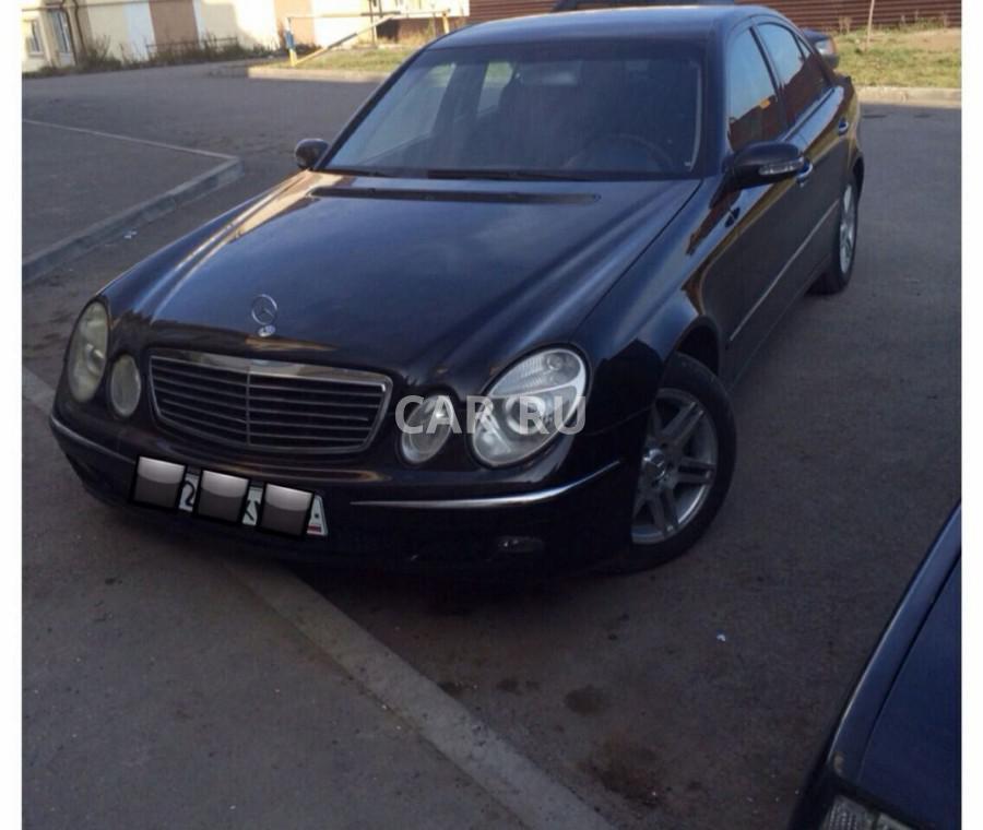 Mercedes E-Class, Ачхой-Мартан