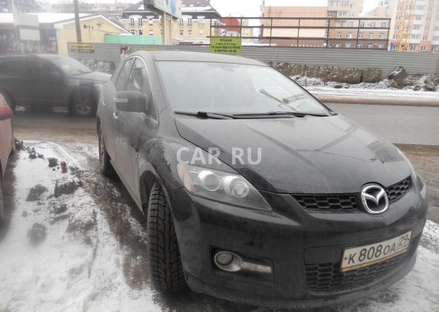 Mazda CX-7, Архангельск