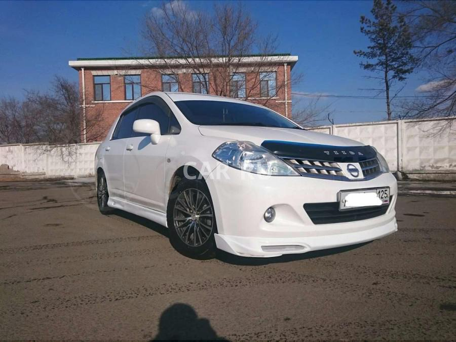 Nissan Tiida Latio, Артём