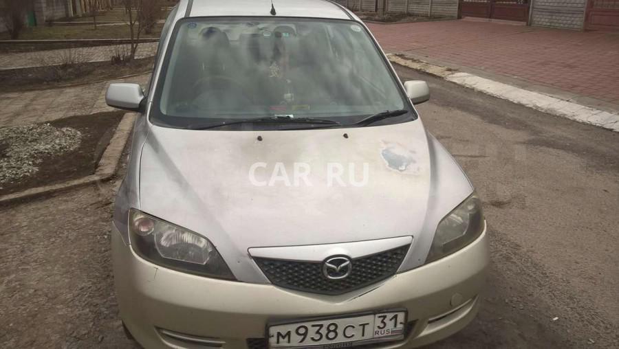 Mazda Demio, Белгород