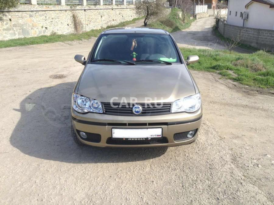 Fiat Albea, Алушта