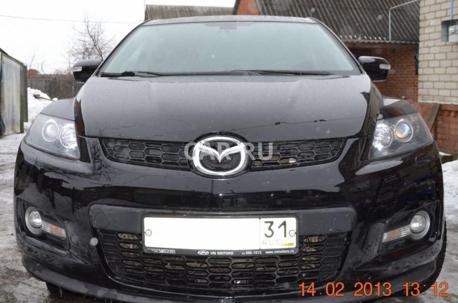 Mazda CX-7, Белгород