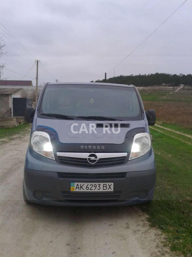 Opel Vivaro, Бахчисарай