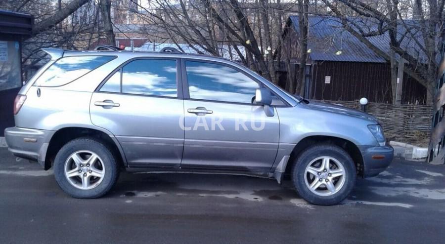 Lexus RX, Балашиха