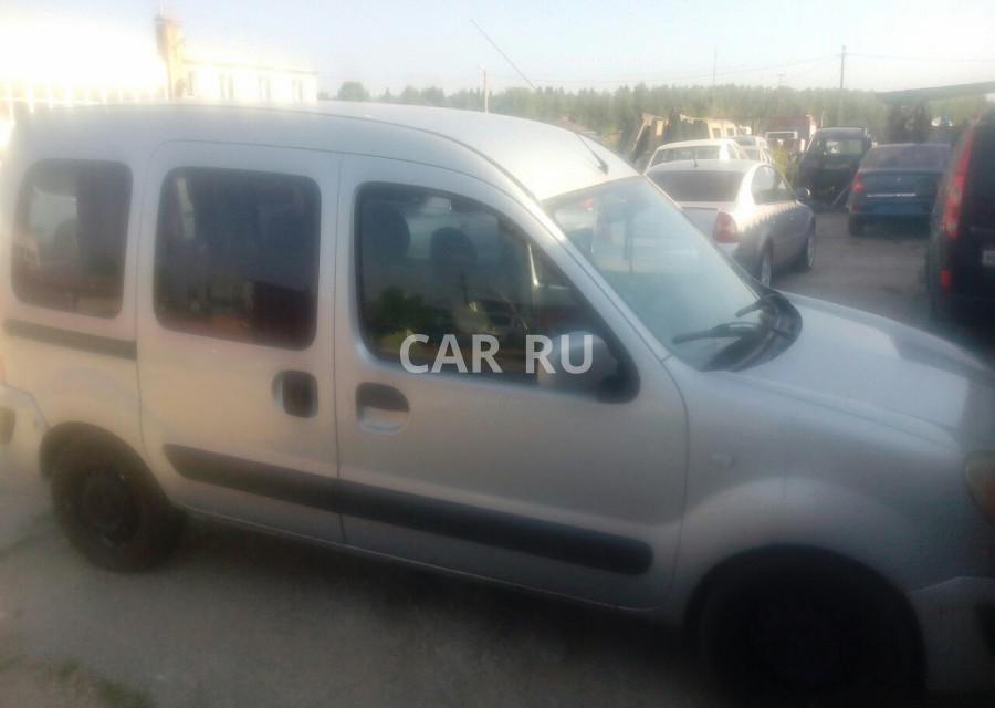 Renault Kangoo, Армавир