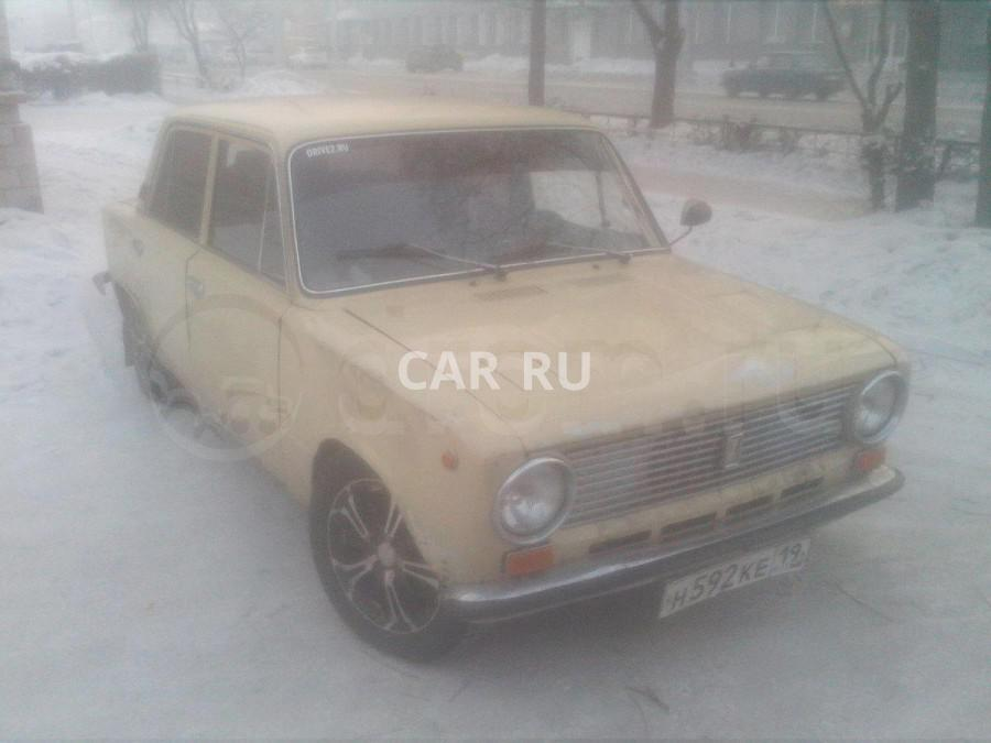 Lada 2101, Абакан