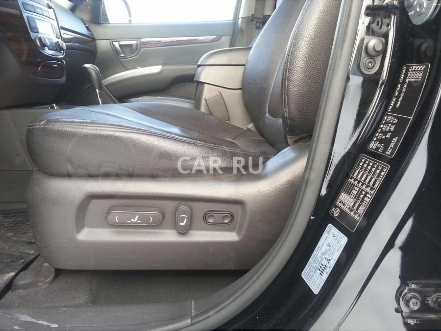 Hyundai Santa Fe, Анжеро-Судженск